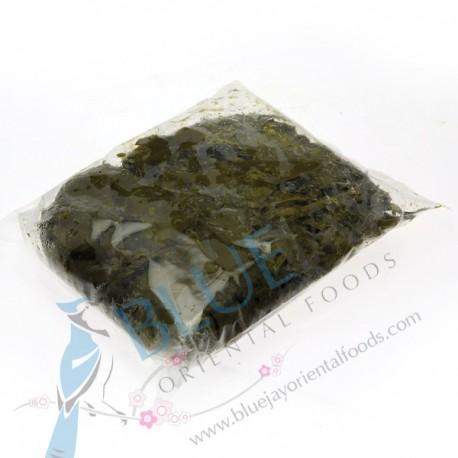 Boiled Cassod Leaf