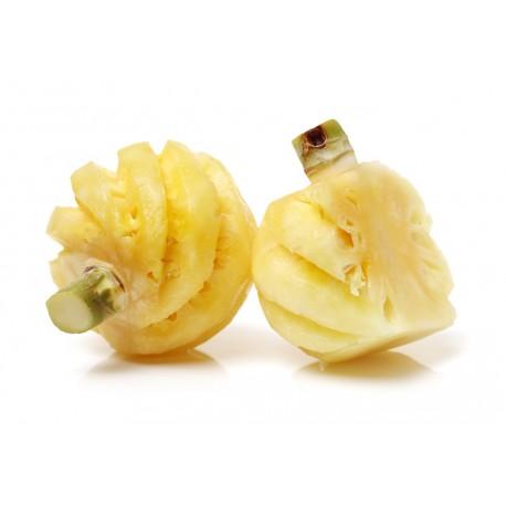 Peeled Baby Pineapple 2 x 500g Kg